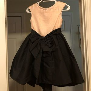 Worn Once  Girls holiday dress